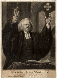 NPG D4777, George Whitefield